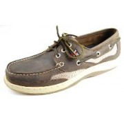 Lumberjack Deck Shoes Duna Brown