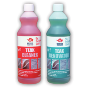 Wessex Teak Cleaner and Renovator 2 Pack