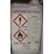 Factor O Pure Acetone - 1.0L