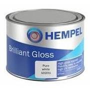 Hempel Brilliant Gloss - Pure White - 375ml